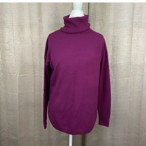 French Connection Women Turtleneck Sweater Small